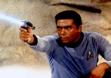 Don Marshall as Boma in Star Trek
